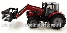 Massey Ferguson 6480 with front loader BR42761 Britains Scale 1:32