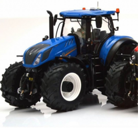 NH.T7.315 tractor. MM1603. Trelleborg tires. Scale 1:32