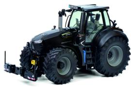 Deutz Fahr 9340 Warrior tractor Agri bumper Zwart Schuco SC7776 1:32.