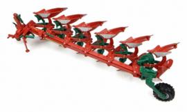 Kverneland 6 scissors ES variomat reversible plow UH4916 Scale 1:32