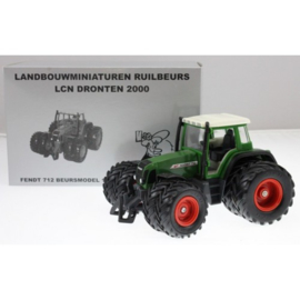 Fendt 712 Double air L.C.N. Dronten 2000.