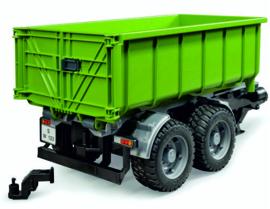 Afzetcontainer voor achter de trekker BRU02035.