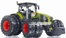 Claas Axion 950  8 wiel  Wi77328  Wiking.