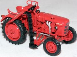 FAHR D180H tractor  Schaal 1:43