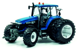 New Holland 8870 Ford tractor Dubbellucht en front hef ROS2068 1:32.