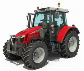 MF 5613 tractor BR43053 Britains. Scale 1:32