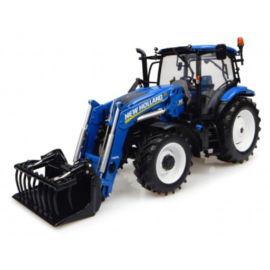 NH T6.145 with 740TL front loader UH4956.Universal Hobbies. Scale 1:32