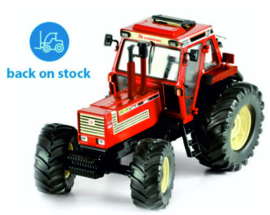 Fiat 180-90 Tractor on wide tires. ROS301412, Scale 1:32
