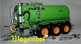Joskin Vacu-Cargo 24000 slurry tanker green. ROS Scale 1:32
