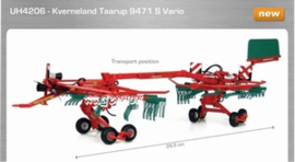 Taarup 9471S Vario trailed rake UH4206 Universal Hobbies Scale 1:32