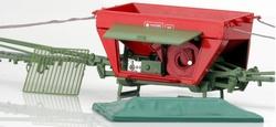 Nodet DPS 12 fertilizer spreader Replicagri Scale 1:32