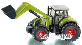 Claas Tractor with front loader Si1979 Siku Scale 1:50