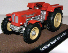 Schlüter Super 550 V 1972 Atlas - 7517030