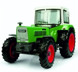 Fendt Farmer 106S Turbomatik met Fritzmeijer M611 Cabine en 4WD UH5312