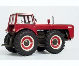 Steyr 1300 System Dutra tractor SC9036 PRO.Resin Schuco schaal 1:32