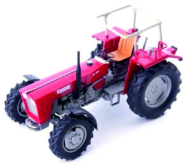 Kramer 814 Allrad tractor in Red with roll bar Autocult A90140 1:32.
