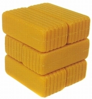 Large square bales (yellow) Britains Scale 1:32