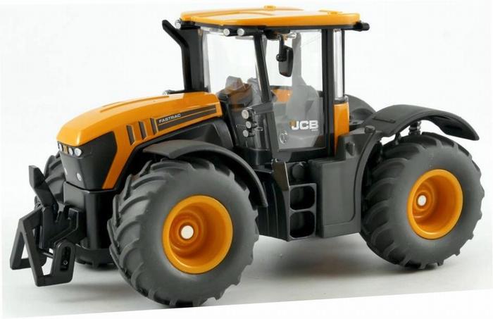 JCB Fasttrac 4220 tractor Si3288. Siku. Schaal 1:32