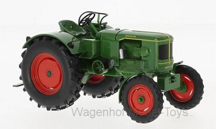 Deutz F3 L 514 tractor uit 1958. Atlas - 7517008. Schaal 1:32