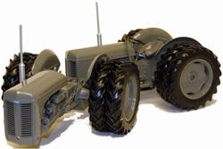 Ferguson TED  tandem tractor Universal Hobbies.  Schaal 1:16