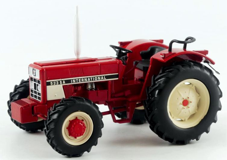 International 533 SA tractor FWD  REP182 Replicagri.