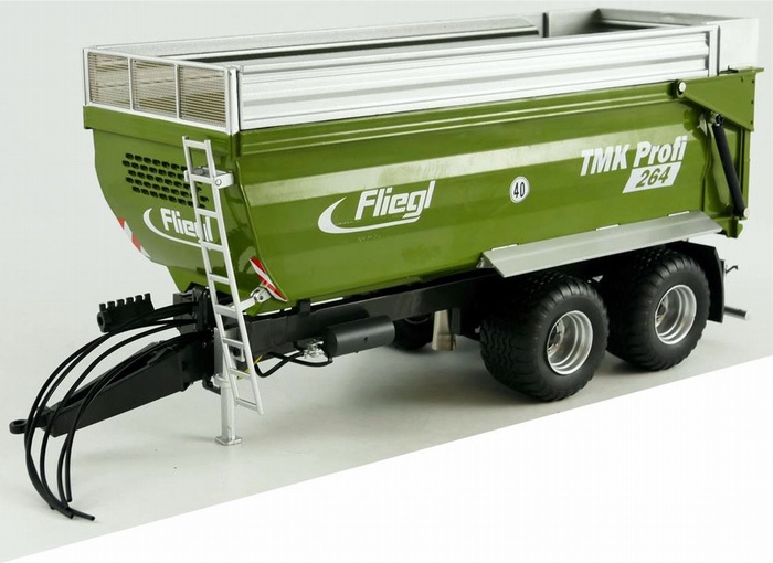 Fliegle TMK 264 profi Kiepwagen. ROS602335  Schaal 1:32