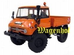 Unimog 406 (U84) in kommunal  W-1105 van (1971 -1989)   Weise Schaal 1:32