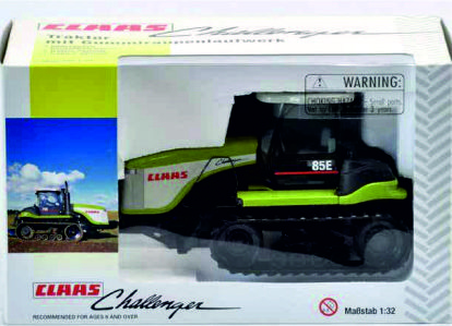 Claas Challenger 85E tracked tractor Norscot 1:32 NOR56002.