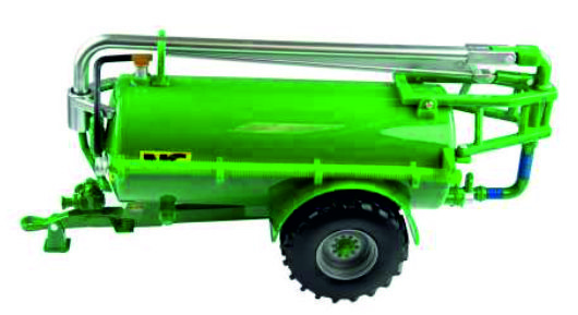Transport manure tank in Green BR43253