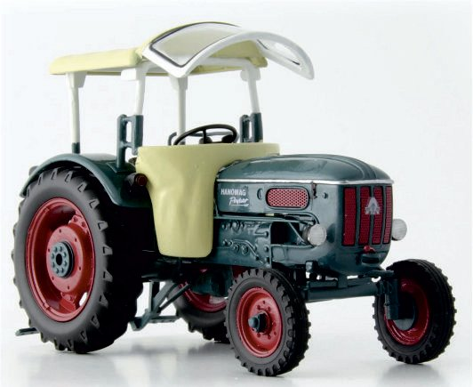 Hanomag PerFect 400 AgrarFox models AFM001.
