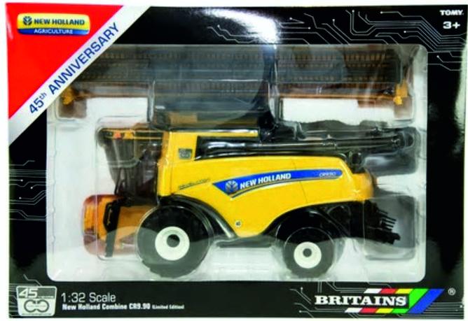 New Holland Combine CR9.90 45th Anniversary Model BR43270.