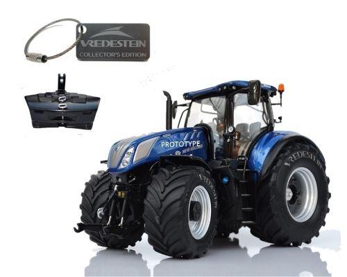 N H T7.315 Blue Power. MarGe Models.  MM1609VR. Schaal 1:32