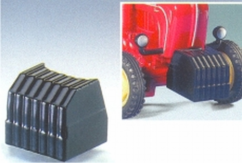 Front weight For classic tractors Scale 1:32