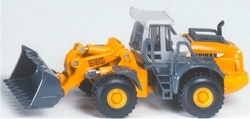Liebherr 580 4 wheel loader Si1873 Scale 1:87