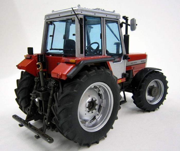 Massey Ferguson 1014 4WD Weise Toys Scale 1:32
