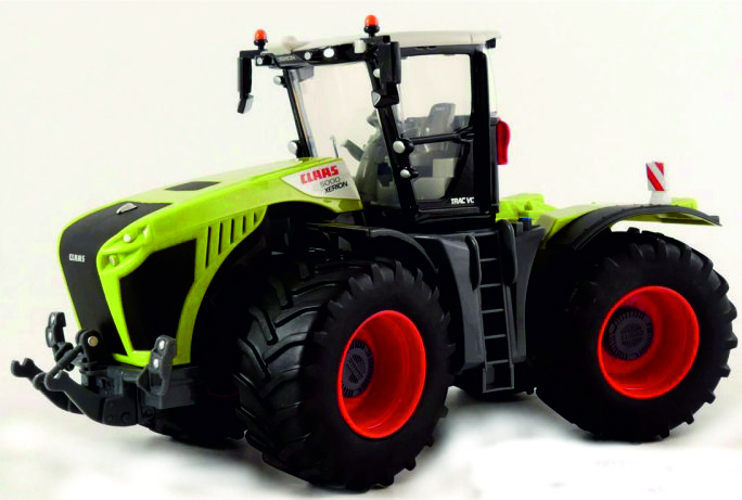 Claas Xerion 5000 VC tractor Britains BR43246.