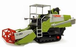 Claas Croptiger C210 rijstoogstmachine  Universal Hobbies Schaal 1:32