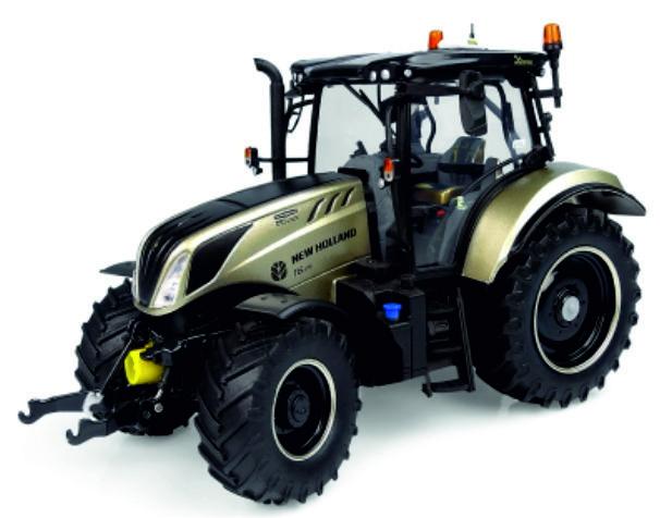 NH T6.175 tractor in Goud kleur 50 jaar Anniversary UH6253