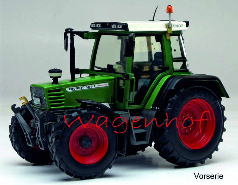 Fendt Favorit 509 C (1994-2000 Weise-Toys W1063 1:32