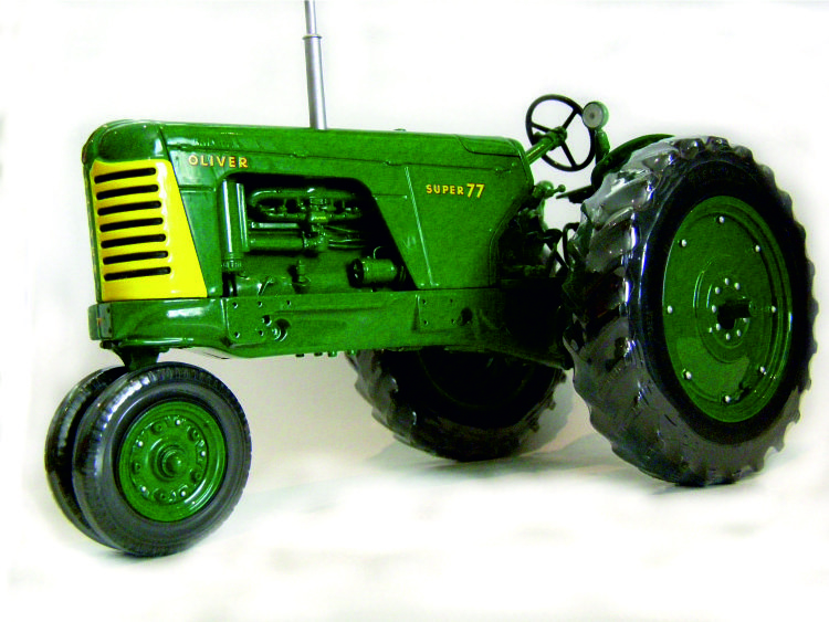Oliver model Super 77 NF precision model No 10 ERTL13385.