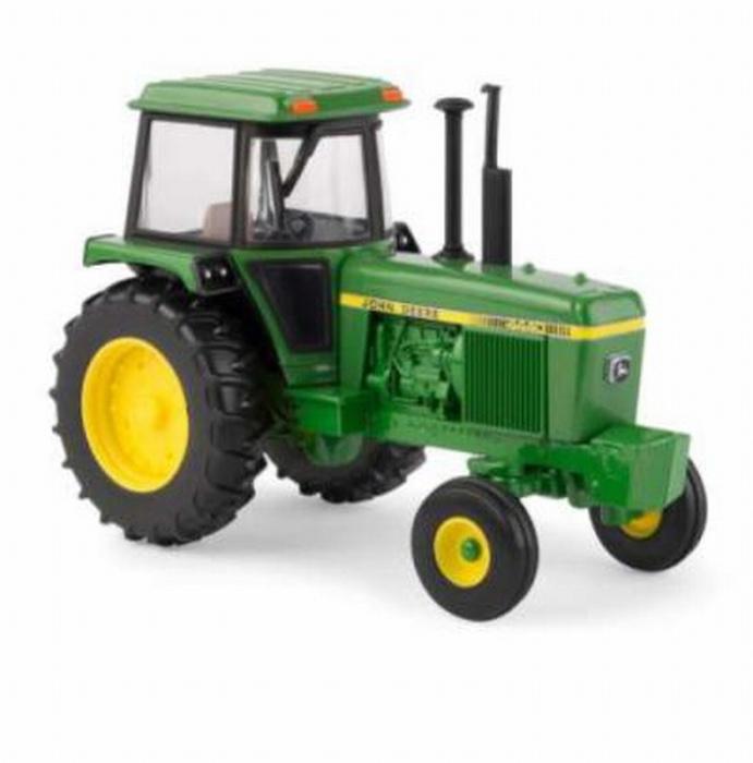 JD 4440. 2WD  +  cab ERTL45548A Schaal 1:32