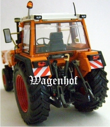Fendt 360GT met bak kommunal 1971-1989   Weise Toys Schaal 1:32