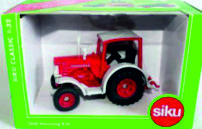 Hanomag R45in Rood Si3460R Limm Edition.