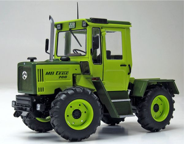 MB-trac 700 tractor (W440) 1987-1991 W1058. Weise toys.
