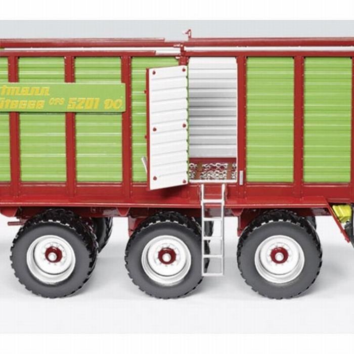 Strautmann Tera-Vitesse CFS 5201 DO opraapwagen