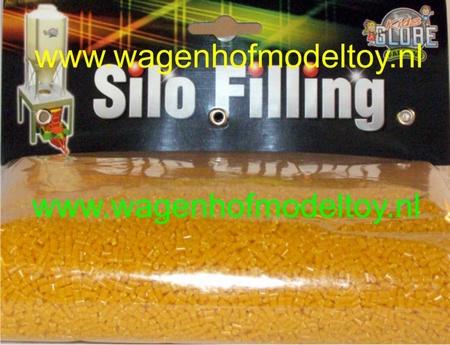 Zak met silo vulling  ~ 500 gram granulaat. - Kids Globe