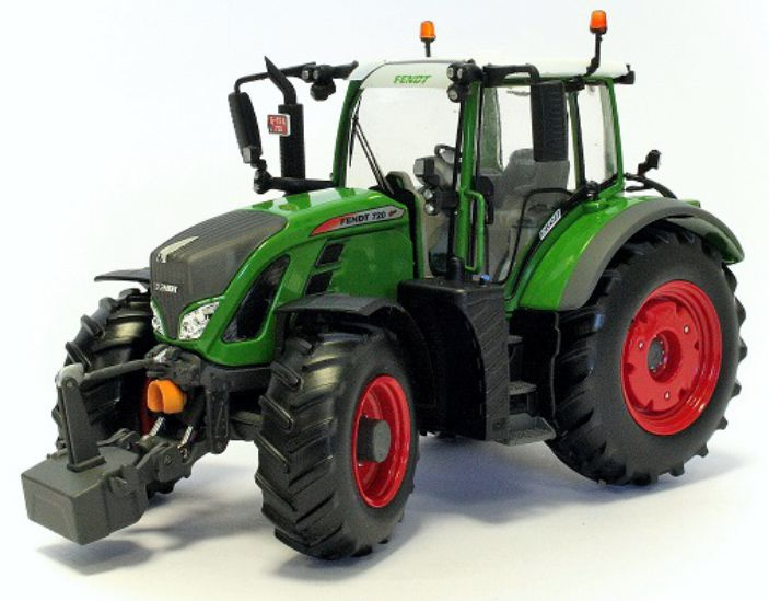 Fendt 720 Vario tractor ROS301917 gelimiteerde oplage van 1500 stuks