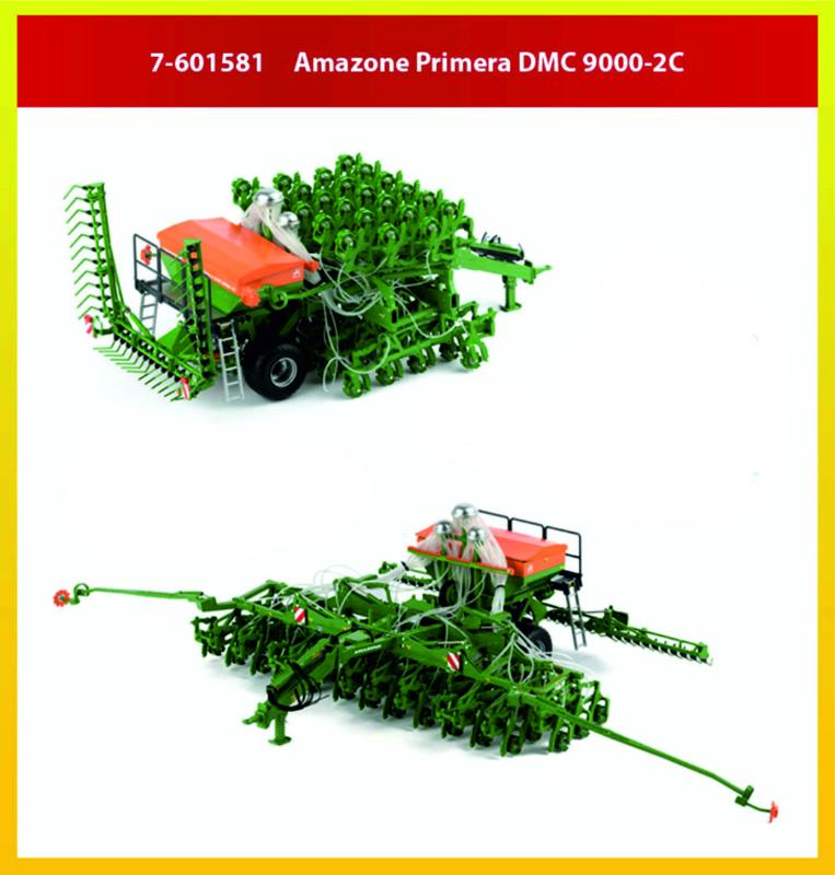 Amazone Primera 9M zaaimachine ROS 7-601581