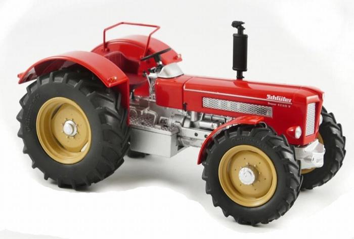 Schlüter Super 1250 V tractor Weise-Toys  W1042  Schaal 1:32