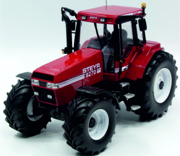 Steyr 9270 tractor REP238